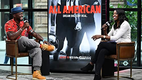 """BUILD: Taye Diggs on how """"All American"""" Addresses Race Issues"""