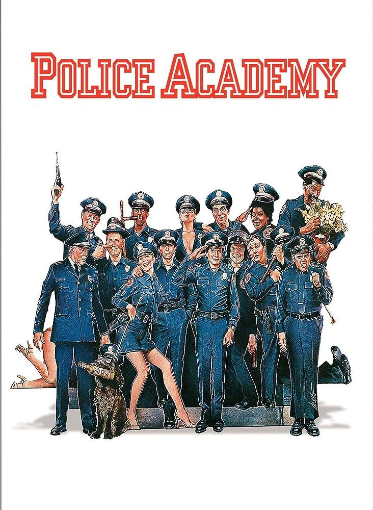 პოლიციის აკადემია / POLICE ACADEMY
