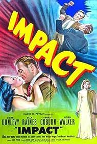 Impact (1949) Poster - Movie Forum, Cast, Reviews