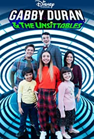 Valery M. Ortiz, Nathan Lovejoy, Maxwell Acee Donovan, Callan Farris, Kylie Cantrall, and Coco Christo in Gabby Duran & The Unsittables (2019)
