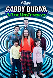 Gabby Duran & The Unsittables Poster