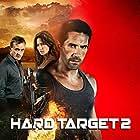 Scott Adkins and Rhona Mitra in Hard Target 2 (2016)