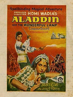 Aladdin and the Wonderful Lamp movie, song and  lyrics