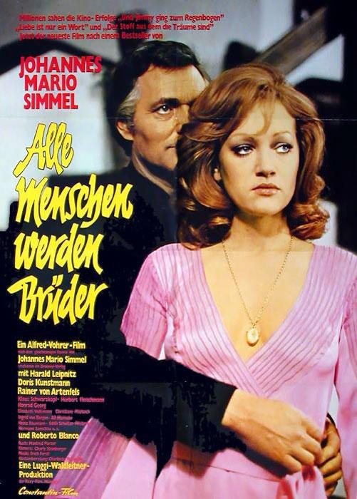 Doris Kunstmann and Harald Leipnitz in Alle Menschen werden Brüder (1973)