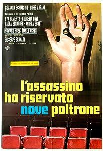 Ver fullmovie The Killer Reserved Nine Seats (1974) [BRRip] [SATRip] [2K], Giuseppe Bennati Italy