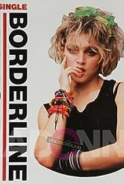 Madonna: Borderline Poster