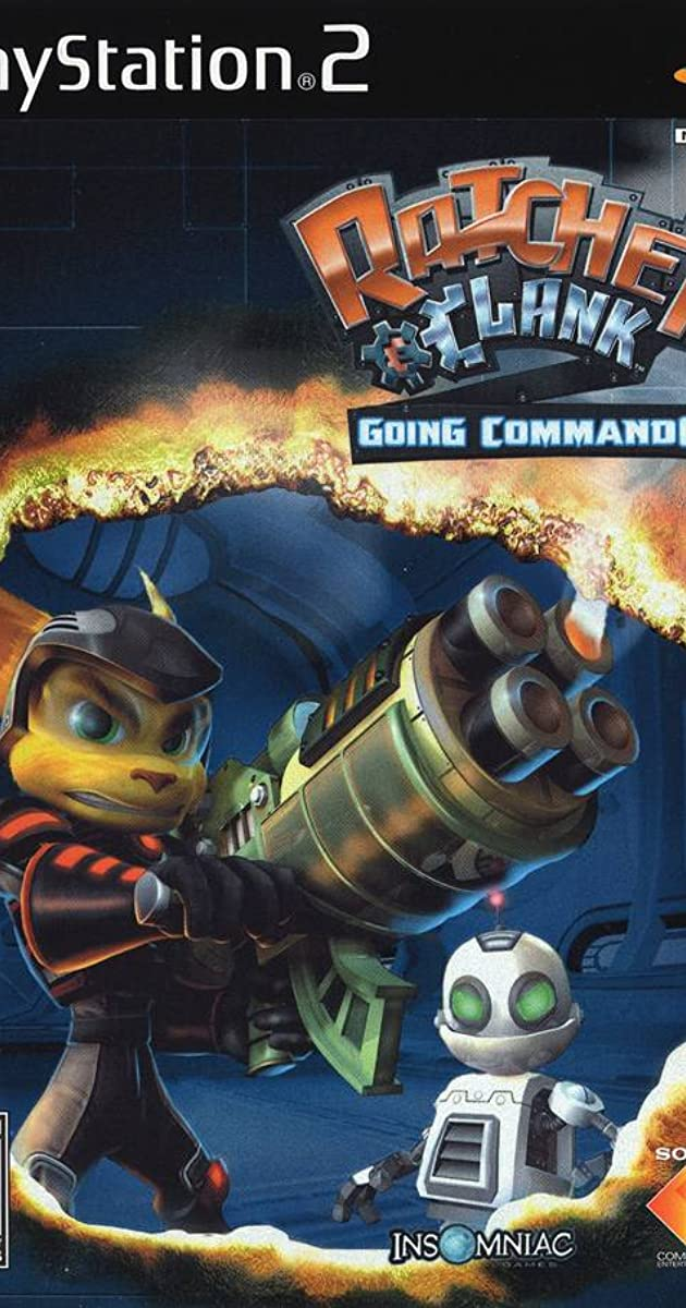 Ratchet Clank Going Commando Video Game 2003 Imdb
