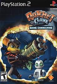Ratchet & Clank: Going Commando Poster