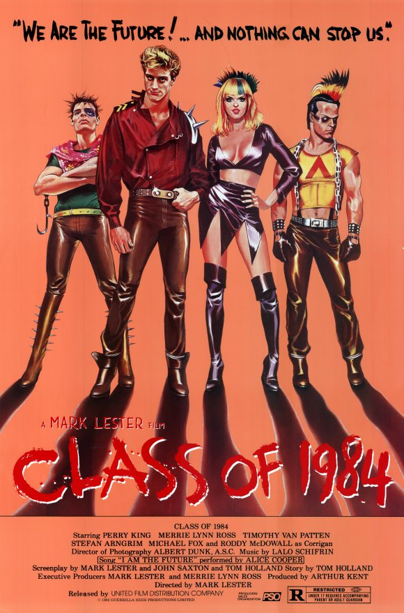 Class of 1984 download
