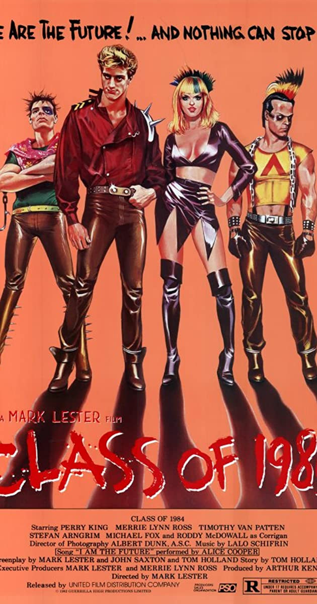 Subtitle of Class of 1984