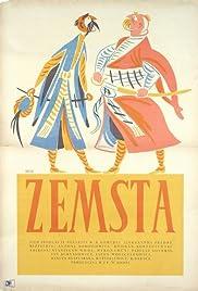 Zemsta Poster