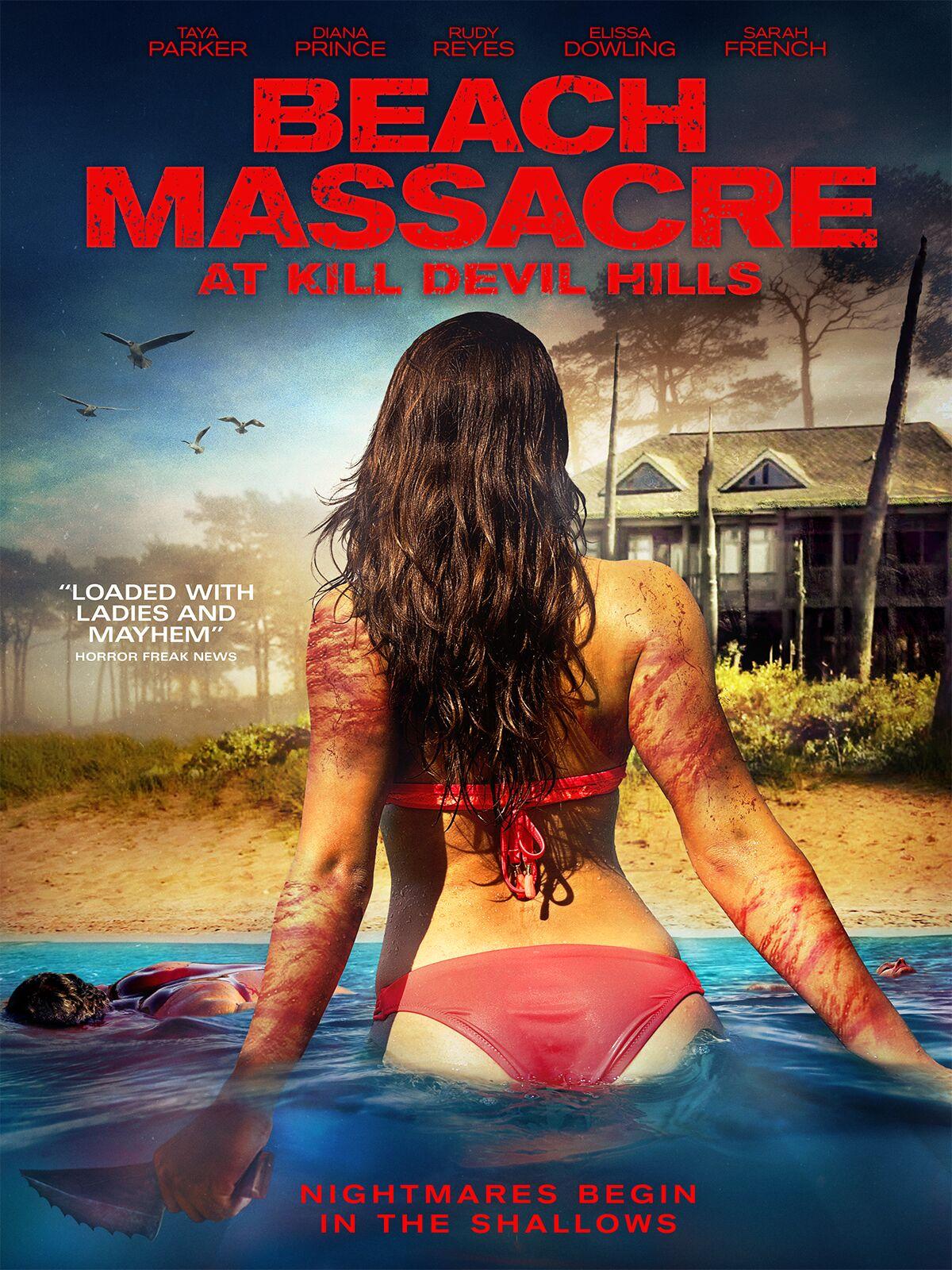 [18+] Beach Massacre at Kill Devil Hills (2016) UNRATED HD DVDRip 480p Full Movie
