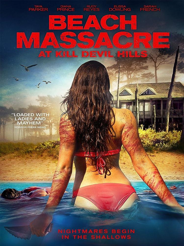 Beach Massacre at Kill Devil Hills (2016) English
