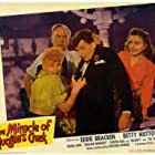 Betty Hutton, Eddie Bracken, William Demarest, and Diana Lynn in The Miracle of Morgan's Creek (1943)
