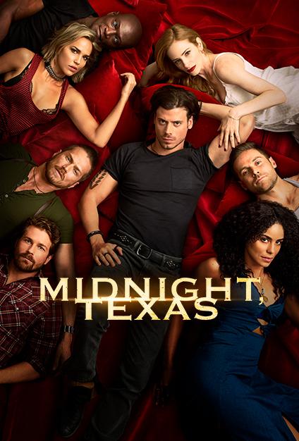 Vidurnaktis Teksase 2 sezonas