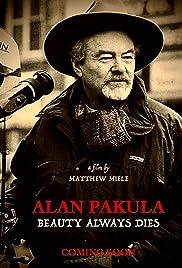 Alan Pakula: Beauty Always Dies Poster