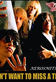 Aerosmith: I Don't Wanna Miss a Thing Poster