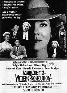 HD-Vollfilme werden heruntergeladen Witness for the Prosecution  [Bluray] [2048x2048] (1982)