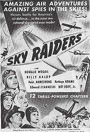 Sky Raiders Poster