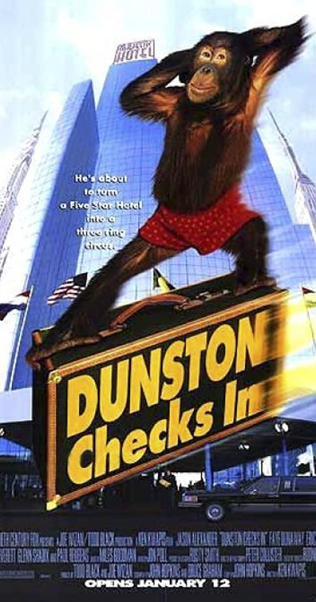 Subtitle of Dunston Checks In