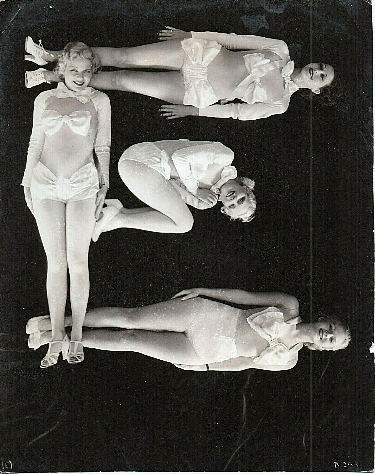 Diane Bourget, Beatrice Coleman, Patricia Harper, and Gladys Cummings in Dames (1934)