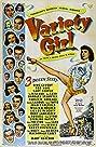 Variety Girl (1947) Poster