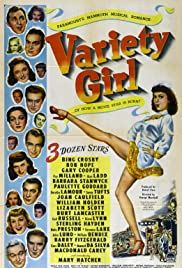 Variety Girl (1947) Poster - Movie Forum, Cast, Reviews