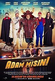 Adam misin!(2016) Poster - Movie Forum, Cast, Reviews