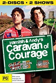 Hamish & Andy's Caravan of Courage Poster - TV Show Forum, Cast, Reviews