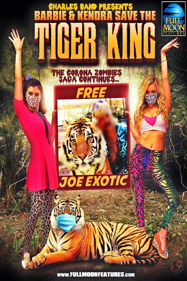 Barbie & Kendra Save the Tiger King 2020 English 200MB HDRip Download