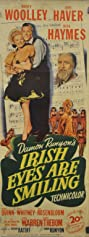 Irish Eyes Are Smiling (1944) Poster