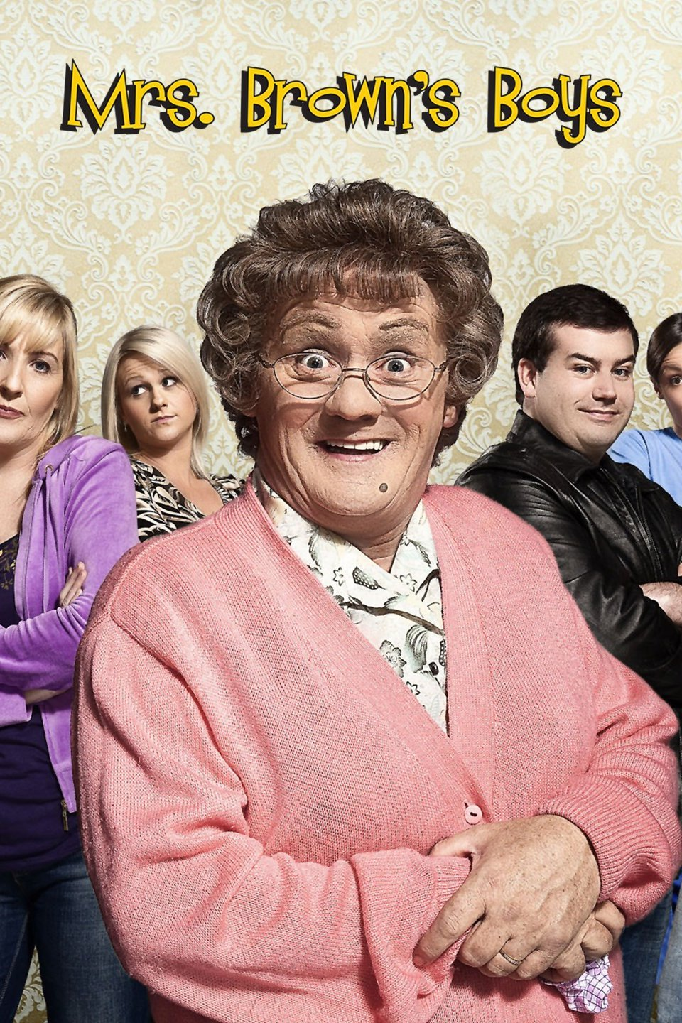 Mrs  Brown's Boys (TV Series 2011– ) - IMDb