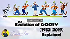 Evolution of Goofy (1932-2019)