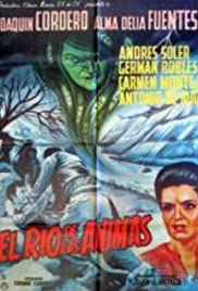 El río de las ánimas Poster