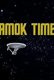 Amok Time Poster