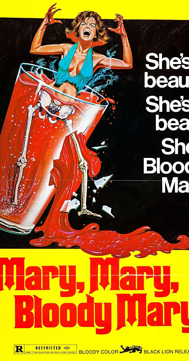 Subtitle of Mary, Mary, Bloody Mary