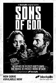 David Julian Hirsh and Shailene Garnett in Sons of God (2017)