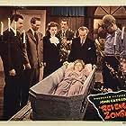 John Carradine, James Baskett, Veda Ann Borg, Mauritz Hugo, Robert Lowery, Barry Macollum, and Gale Storm in Revenge of the Zombies (1943)