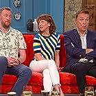 Brian Conley, Bonnie Langford, and Alex Horne in The Sara Cox Show (2019)