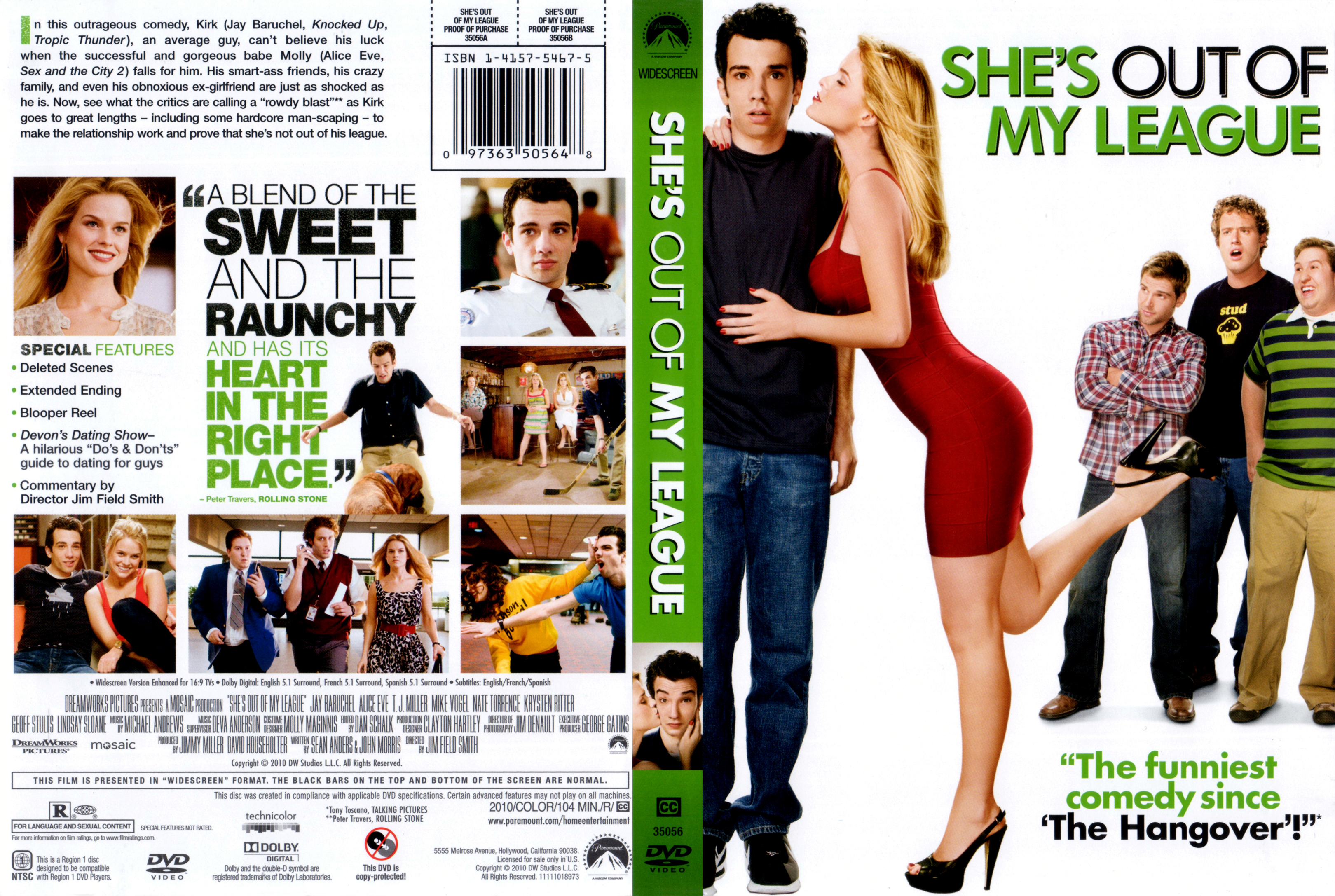 Shes Out of My League 2019 Dual Audio Hindi 480p BluRay 300mb