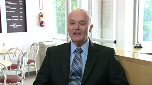 The Office: Interview Excerpts Creed Bratton-Creed