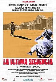 La última secuencia Poster