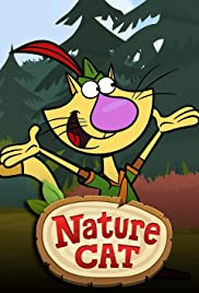 Nature Cat Poster