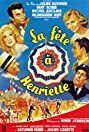 Holiday for Henrietta (1952) Poster