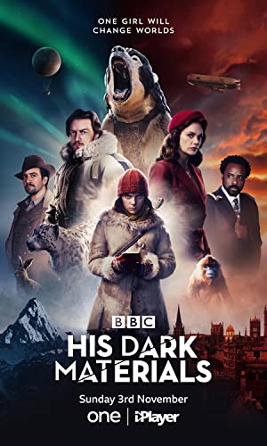 His Dark Materials : Season 1 Complete WEB-HD 480p & 720p | GDrive | Single Episodes | Bsub