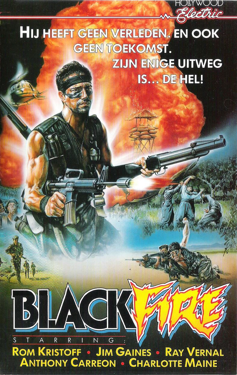 Black Fire ((1985))