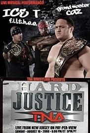 TNA Wrestling: Hard Justice Poster