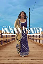 Welcome to Surrey Poster