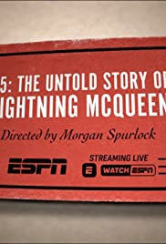 95: The Untold Story of Lightning McQueen Poster