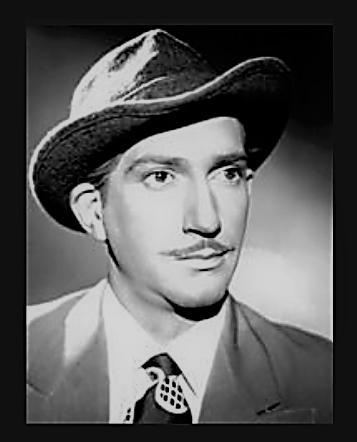 Julián Soler in La mujer X (1955)